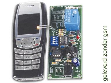 AFSTANDSBEDIENING VIA GSM (MK160)