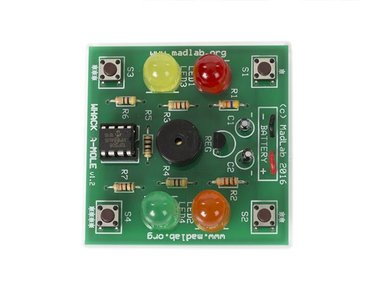 MADLAB ELECTRONIC KIT - MOLLEN MEPPEN (MLP111)
