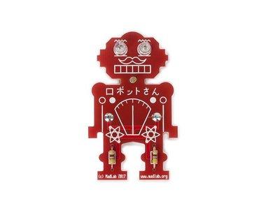 MADLAB ELECTRONIC KIT - M. ROBOT (MLP108)