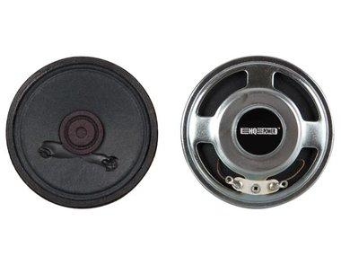 MINI LUIDSPREKER - 0.5W / 8 ohm - Ø 50mm (MLS1)