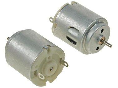DC MOTOR 3VDC 350mA 14200TPM (1.5-3VDC) (MOT1N)
