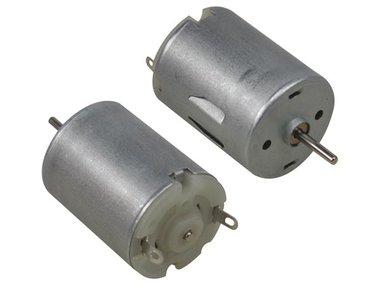 DC MOTOR 6VDC 250mA 14500TPM (2.5-6VDC) (MOT2N)
