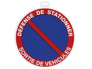 TALIAPLAST - BORD - PRIÈRE DE NE PAS STATIONNER (NV622211)