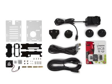 RASPBERRY PI® 4 STARTERKIT (2 GB) (PI4SET)
