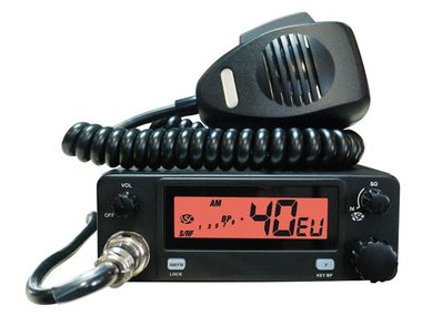 PRESIDENT - CB-RADIOSTATION (AM/FM) TRUMAN (PRE002)