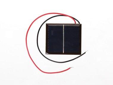KLEINE ZONNECEL (0.5 V / 400 mA) (SOL1N)