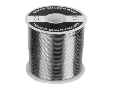 SOLDEER Sn 60% Pb 40% - 1mm 1kg (SOLD1K)