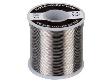SOLDEER Sn 60% Pb 40% - 0.8 mm 500 g (SOLD500G8)