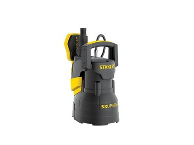 STANLEY - DOMPELPOMP - HELDER WATER - 400 W (STN-P400)