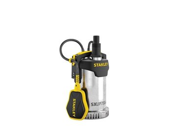 STANLEY - DOMPELPOMP - ROESTVRIJ STAAL - HELDER WATER - 750 W (STN-P750SS)