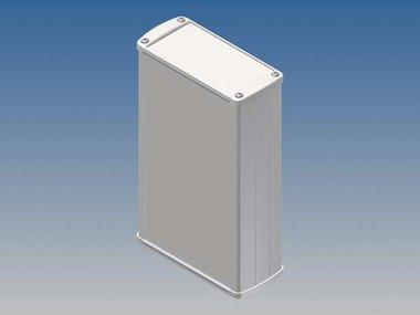 ALUMINIUM HOUSING - WHITE - 175 x 105.9 x 45.8 mm (TK33.7)