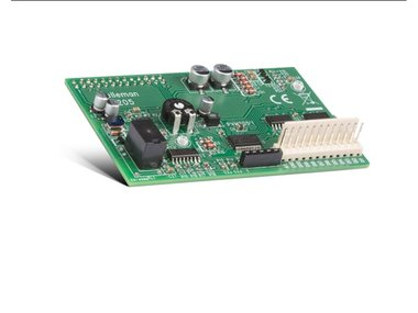 OSCILLOSCOOP EN LOGIC ANALYZER SHIELD VOOR RASPBERRY PI (VM205)