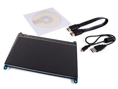 HDMI-B TOUCHSCREEN VOOR RASPBERRY PI® - 7 - 800 x 480 (VMP402)