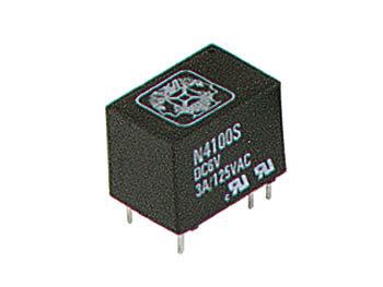 DIL RELAIS 3A/150VAC 1 x WISSEL 12Vdc (VR3D121C6)