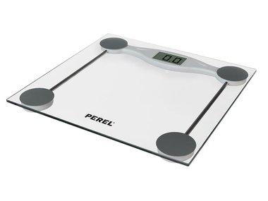 DIGITALE PERSONENWEEGSCHAAL - 180 kg / 100 g (VTBAL201)
