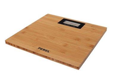 DIGITALE PERSONENWEEGSCHAAL - 200 kg / 100 g (VTBAL202)