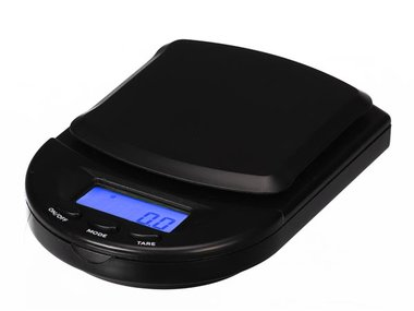 DIGITALE MINI PRECISIEWEEGSCHAAL - 500 g / 0.1 g (VTBAL401)
