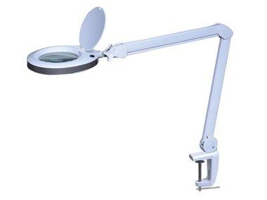 LED-LOEPLAMP 8 DIOPTRIE - 8 W - 80 LEDs - WIT (VTLLAMP4W)