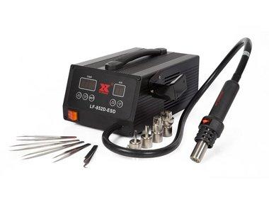 SOLDEERSTATION VOOR SMD-COMPONENTEN - ESD-VEILIG - 600 W (VTSSD5)