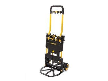 STANLEY - INKLAPBARE STEEKWAGEN 2-in-1 - LAADVERMOGEN - 137 kg (WEST-585)