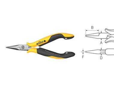 Wiha Punttang Professional ESD rechte vorm (27905) 145 mm (WH27905)