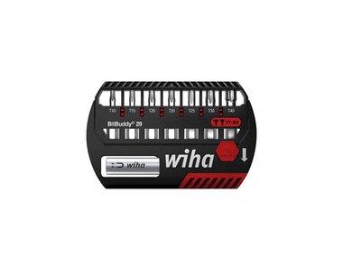 Wiha Bitset BitBuddy® TY-bit 29 mm TORX® 8-delig 1/4