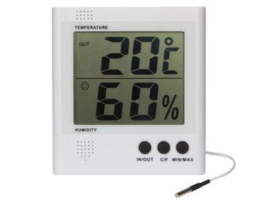 THERMO-/HYGROMETER (WS8471)