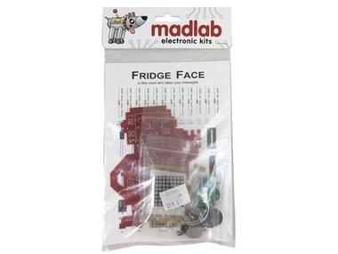 MADLAB ELECTRONIC KIT - FRIDGE FACE (MLP117)