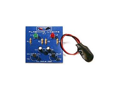 MADLAB ELECTRONIC KIT - FLASHING LIGHTS (MLP120)