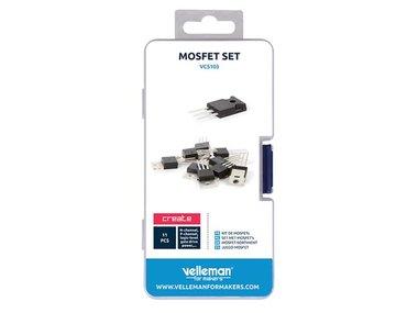 SET MET MOSFET's (WCS103)