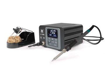 HOOGFREQUENT SOLDEERSTATION - SNELLE OPWARMING - 180 W - 100°C - 500°C (VTSSC80)
