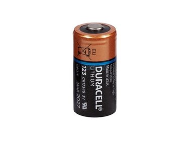 DURACELL - LITHIUMBATTERIJ 3 V - DL123A CR17335 CR17345 (BDCR123A-BL1)