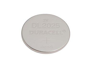 DURACELL - LITHIUM KNOOPCEL 3 V - DL2025 BL2 - 2  st. (BDCR2025-BL2)