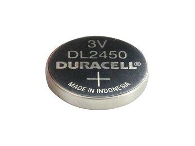 DURACELL - LITHIUM KNOOPCEL 3 V - DL2450 - 1  st. (BDCR2450-BL1)