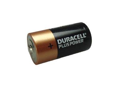 DURACELL - ALKALINEBATTERIJ PLUS POWER 1.5 V C LR14 (BDLR14-BL2)