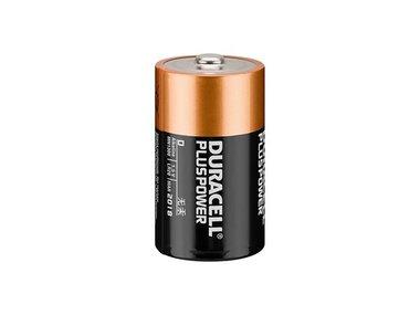DURACELL - ALKALINEBATTERIJ PLUS POWER 1.5 V D LR20 MN1300 (BDLR20-BL2)