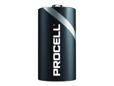 DURACELL - PROCELL ALKALINEBATTERIJ 1.5 V - LR20/D (BDPLR20)