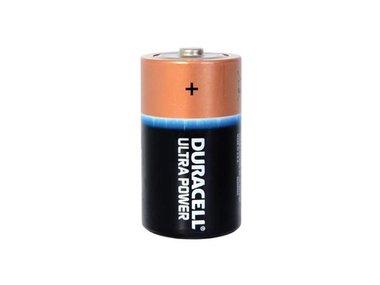 DURACELL - ALKALINEBATTERIJ ULTRA POWER D 1.5 V - MX1300 (BDULR20-BL2)