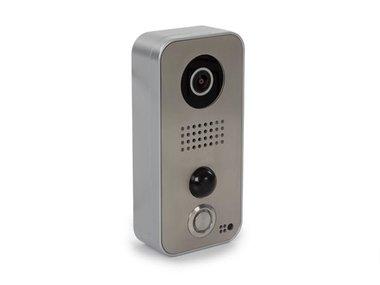 Doorbird D101S videofoon, strato-silver, opbouw (VMBVP1'DE)