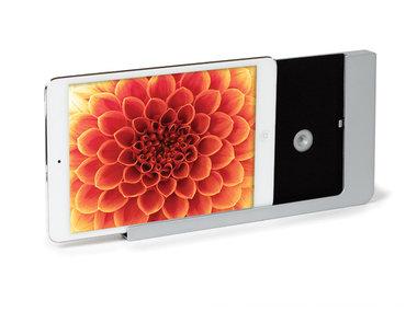 Premium wandhouder - voor iPad® Mini 4&5 - Super Silver (TAM510120)