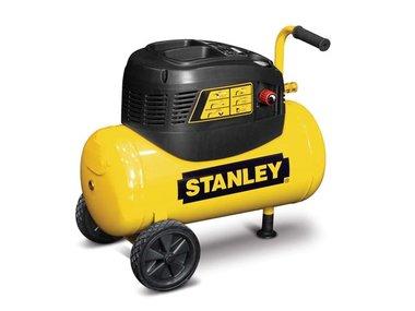 STANLEY - COMPRESSOR ZONDER OLIE - 1.5 pk / 24 L / 10 bar (WD200/10/24)