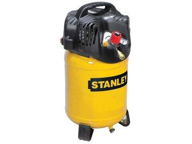 STANLEY - TWENTY - OLIEVRIJE COMPRESSOR - VERTICAAL - 1100 W / 24 L / 10 bar met 6-delige KIT (WD200/10/24VK)