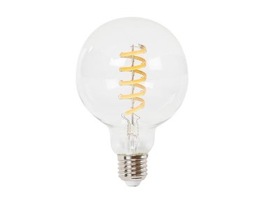 SMART WIFI-LEDLAMP - WARMWIT & INTENS WARMWIT - E27 - G95 (SMART1212)