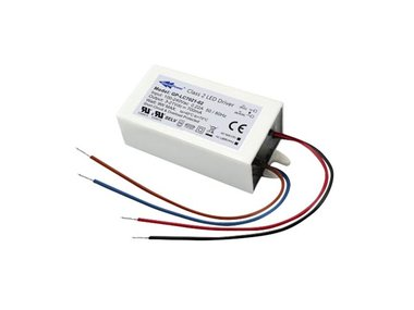 LED-VOEDING - 1 UITGANG - 21 VDC - 9 W (GP-LC7021-02)