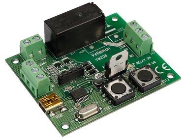 UNIVERSELE TIMERMODULE MET USB-INTERFACE (WMT206)