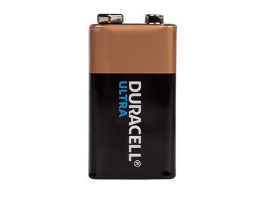 DURACELL - ALKALINE BLOKBATTERIJ ULTRA POWER 9 V - MX1604 - 1  st. (BDU6LR61-BL1)