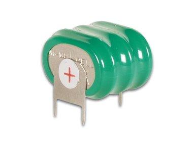 HERLAADBARE CAMELION NiMH 3.6 V / 143 mAh (3 VERTICALE PINNEN VOOR PCB) (3/V140H'SLFC)