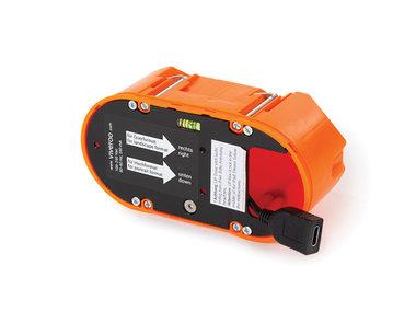 MountingSet Inwall - voor viveroo free - met USB-C connector (TAM310201)