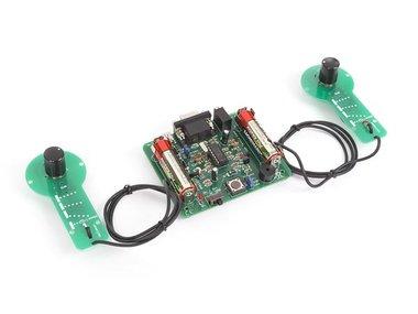 KLASSIEK TV-TENNISSPEL MET ANALOGE RACKETS - VGA-AANSLUITING (MK192)