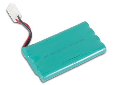 NiMH RACING PACK 9.6V-2000mAh (8AA2000C)